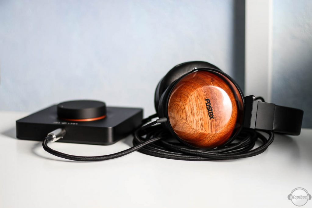 "JDS Labs ""The Element"" - Tolle Kombination mit dem Fostex TH-X00"