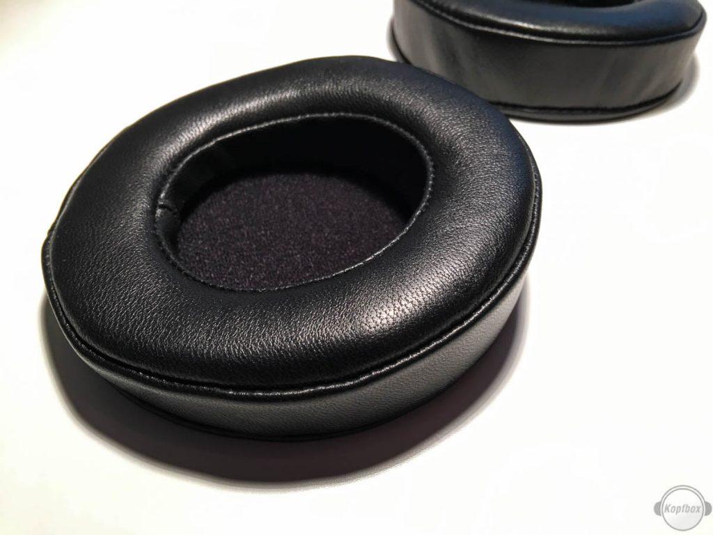 Dekoni Audio Elite für den Fostex TH-900 - Superweiche Lederpolster
