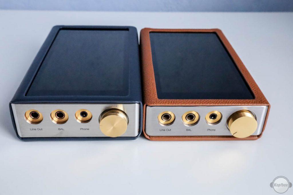 Links: DX300 Max   Rechts: DX220 Max
